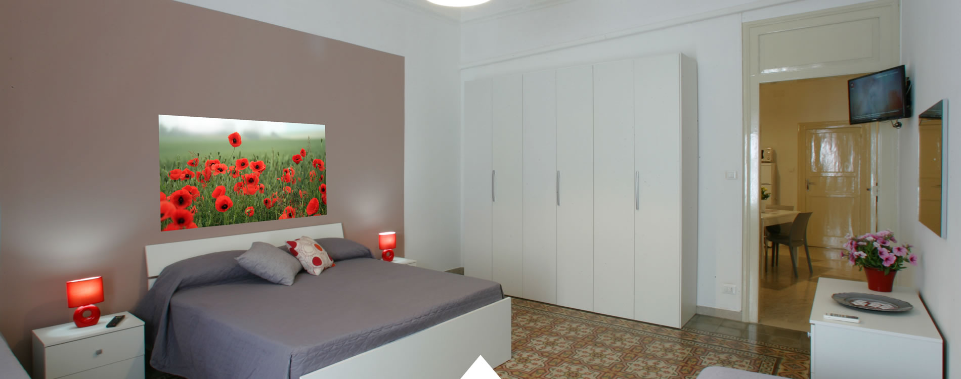 Apartments in the historic center of Trapani